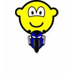 Pocket bike buddy icon   womens_apparel_tshirt