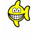 Fish smile   womens_apparel_tshirt