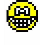Pixel smile   womens_apparel_tshirt