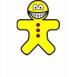 Gingerbread smile   womens_apparel_tshirt