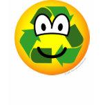 Recycle emoticon   womens_apparel_tshirt