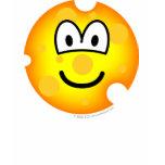 Cheese emoticon   womens_apparel_tshirt