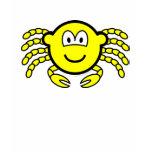 Cancer buddy icon Zodiac sign  womens_apparel_tshirt