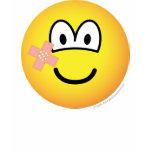 Plaster emoticon   womens_apparel_tshirt