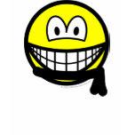 Black belt smile   womens_apparel_tshirt