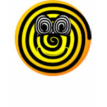 Spiral emoticon   womens_apparel_tshirt