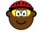 Biker buddy icon muddy  womens_apparel_tshirt