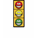 Traffic light smile   womens_apparel_tshirt