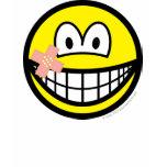 Plaster smile   womens_apparel_tshirt