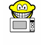 Microwaving smile   womens_apparel_tshirt