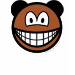 Bear smile   womens_apparel_tshirt