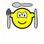 Cutlery buddy icon   womens_apparel_tshirt