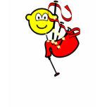 Bagpipes buddy icon   womens_apparel_tshirt