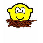 Birds nest buddy icon   womens_apparel_tshirt
