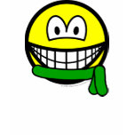 Green belt smile   womens_apparel_tshirt