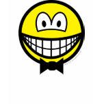 Bow tie smile   womens_apparel_tshirt