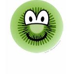 Kiwi fruit emoticon   womens_apparel_tshirt