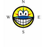 Compass smile   womens_apparel_tshirt