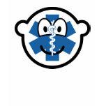 EMT buddy icon Emergency Medical Technician  womens_apparel_tshirt