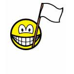 White flag smile   womens_apparel_tshirt