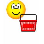 Shopping emoticon Basket  womens_apparel_tshirt