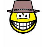 Cowboy smile   womens_apparel_tshirt