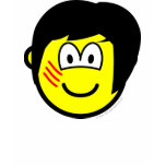 Bruce Lee buddy icon   womens_apparel_tshirt