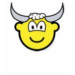Taurus buddy icon Zodiac sign  womens_apparel_tshirt