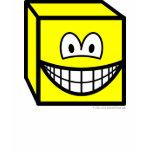 Cube smile   womens_apparel_tshirt