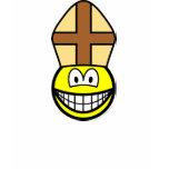 Pope smile   womens_apparel_tshirt