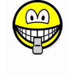 Referee smile   womens_apparel_tshirt