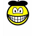 Baret smile   womens_apparel_tshirt