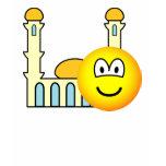 Mosque going emoticon   womens_apparel_tshirt