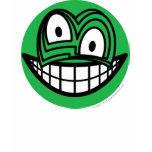 Chameleon smile   womens_apparel_tshirt