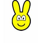 Bunny buddy icon   womens_apparel_tshirt