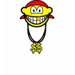 Rapper buddy icon   womens_apparel_tshirt