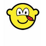 Kissed buddy icon   womens_apparel_tshirt