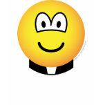 Clerical emoticon   womens_apparel_tshirt
