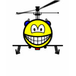 Helicopter smile   womens_apparel_tshirt