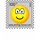 Stamp emoticon   womens_apparel_tshirt