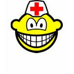 Male nurse smile   womens_apparel_tshirt