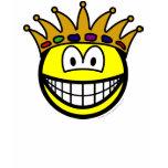 King smile   womens_apparel_tshirt