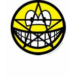 Pentacle smile   womens_apparel_tshirt