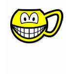 Cup smile   womens_apparel_tshirt