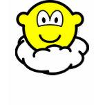 Cloud # nine buddy icon   womens_apparel_tshirt