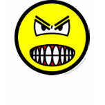 Angry smile   womens_apparel_tshirt