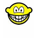 Stubbly beard smile   womens_apparel_tshirt