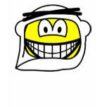 Arab smile   womens_apparel_tshirt