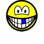 Bluetooth smile   womens_apparel_tshirt