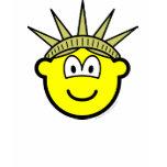 Buddy icon of liberty   womens_apparel_tshirt